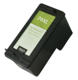 HP 74XL (CB336WN) remanufactured black ink cartridge
