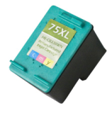 HP 75XL (CB338WN) remanufactured color ink cartridge