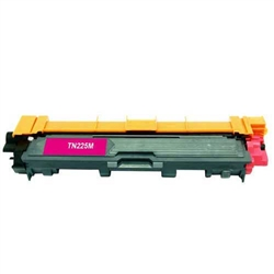 Brother TN225M compatible Magenta toner cartridge