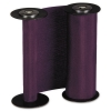 6 pack-Acroprint E/ED/ET/ETC compatible purple ink ribbon-