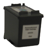 HP C8727AN (HP 27) remanufactured Black ink cartridge