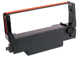 Epson ERC-38BR compatible black/RED ribbon